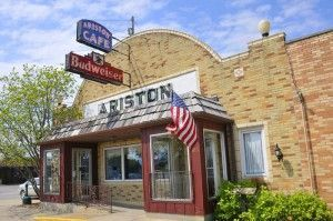 Ariston Cafe de Litchfield