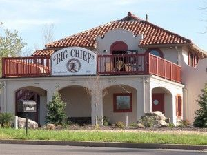The Big Chief Roadhouse