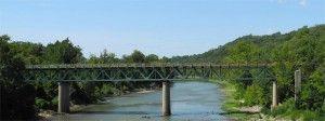 Meramec River US 66 Bridge